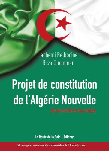 algérie, constitution, lachemi belhocine, reza guemmar, peuple, démocratie, souveraineté, droit, loi, constitution
